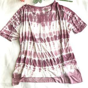 320$ Green Tea Tie Dye T Shirt